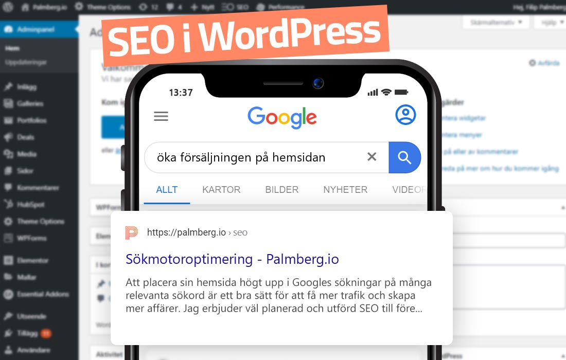 SEO i WordPress